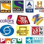 Indian channels :Top ten in india