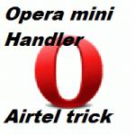 Opera Mini handler tricks (Download direct link)(100% working)