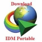 IDM Portable latest version Download for free (Direct Download)