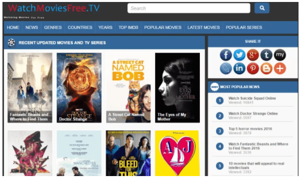 watchmoviefree.tv free movie websites