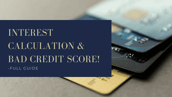 Credit Card Interest Calculation